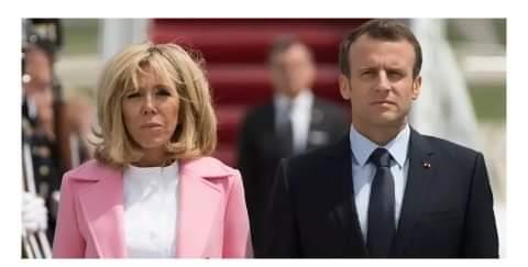 Brigitte Macron Traite Emmanuel Macron De Coups Francs